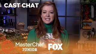 Masterchief Junior : Celebrity Showdown | My Fave Game Day Foods (2018)