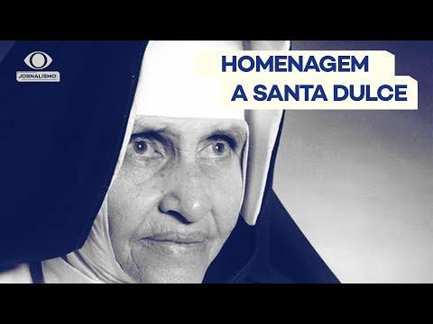 [AO VIVO] Celebração em homenagem a Santa Dulce dos Pobres em Salvador