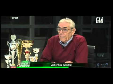 Emisiunea Sport VPTV – 16 noiembrie 2015 – partea I