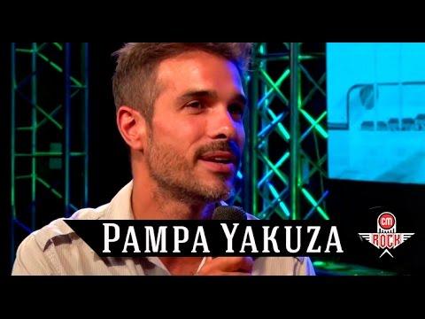 Pampa Yakuza video 15 Años de la banda - Entrevista 2017