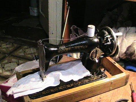 ремонт и настройка швейной машинки Подольск.