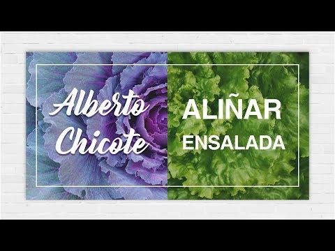 Cómo aliñar una ensalada muy fácil por Alberto Chicote
