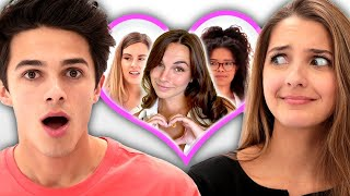 I let my sister pick my girlfriend | Date Takeover w/ Brent and Lexi Rivera