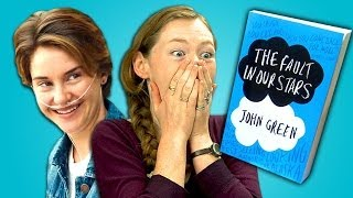 Teens React To The Fault In Our Stars