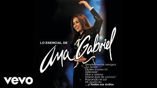 "Video thumbnail of ""Ana Gabriel - Es Demasiado Tarde (Remasterizado - Cover Audio)"""