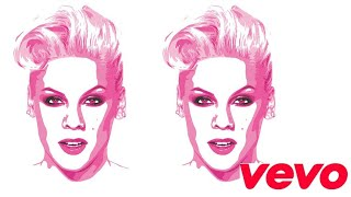 P!nk Featuring Cash Cash   Can We Pretend [ Official Video ]