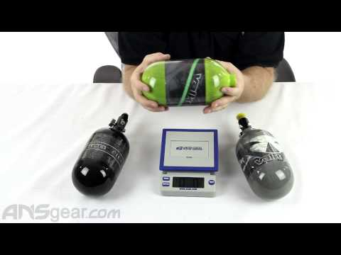 Valken 68/4500 Compressed Air Paintball Tank – Review