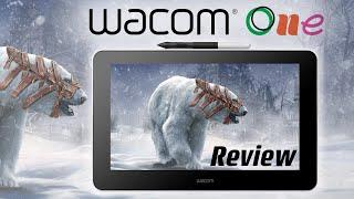 Wacom One - Das Einsteiger Pen Display im Test mit Installation und Anwendungsbeispielen