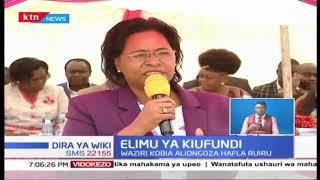 Waziri Margaret Kobia aongoza hafla ya elimu ya kiufundi katika Kaunti ya Kiambu
