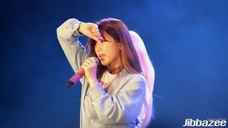 [Fancam] 150720 Apink Chorong - LUV @ Tencent Kpop Live Music By Jibbazee