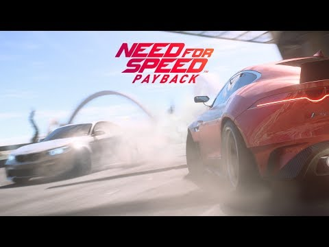 need for speed payback official customization trailer news. Black Bedroom Furniture Sets. Home Design Ideas