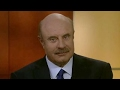 Dr. Phil 'really bothered' by violent free speech threats