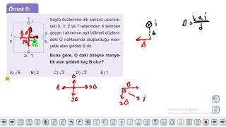 Eğitim Vadisi 11.Sınıf Fizik 20.Föy Elektrik ve Manyetizma 2 Konu Anlatım Videoları