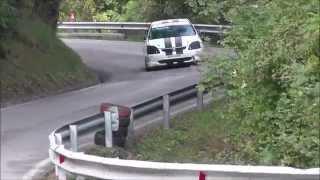 preview picture of video '37° Cividale Castelmonte Hillclimb 2014 - Crash&Show [HD]'