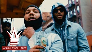 "Juelz Santana ""Time Ticking"" Feat. Dave East, Bobby Shmurda & Rowdy Rebel (WSHH Exclusive - Video)"
