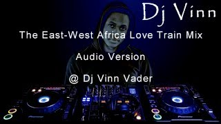 THE TAKE IT SLOW AFRICAN CONNECT MIX (EAST-WEST AFRICA)