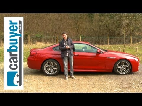 BMW 6 Series coupe 2013 review - CarBuyer