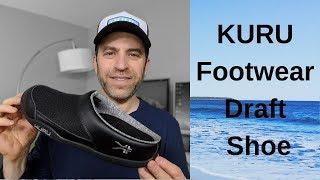 Kuru Footwear Draft Shoe Review