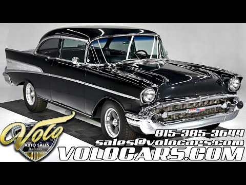 1957 Chevrolet Bel Air (CC-1430411) for sale in Volo, Illinois