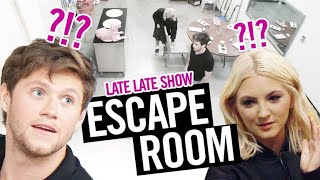 Niall Horan & Julia Michaels Must Escape to Perform Their Song