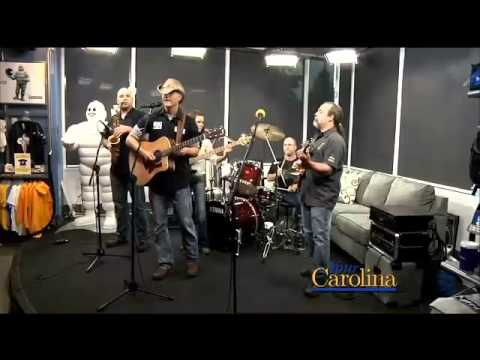 Derrick Dorsey Band on Your Carolina