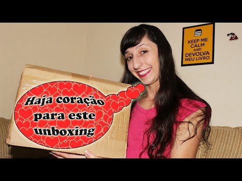 UNBOXING SORTEIO LEYA | Alegria Literária