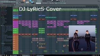 [FL Studio 12] Martin Garrix & Troye Sivan - There For You [Cover/ Instrumental & Acapella]