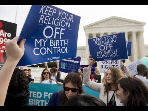 Supreme Court Rules Employers Can Deny Birth Control For Religious Reasons
