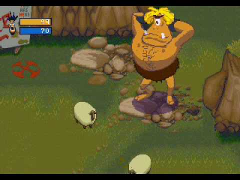 herc's adventures playstation 1