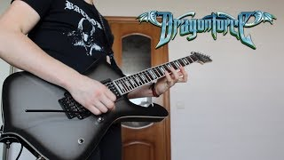 Dragonforce - Operation Ground and Pound cover