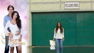 ¡Maricruz Sale De La Cárcel! | Corazón Indomable - Televisa
