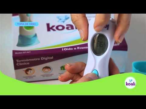 Koali - Termómetro Digital Clínico
