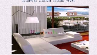 preview picture of video 'Runwal Conch Residential Project in Thane West'