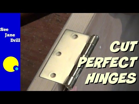 18 Different Types of Cabinet Hinges