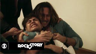 Rock Story: capítulo 1 da novela, quarta, 9 de novembro, na Globo
