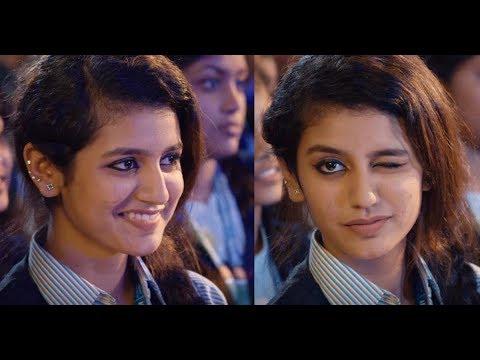 प्रिया प्रकाश पर विवाद का कारण | priya prakash varrier | priya prakash video, Oru Adaar Love.