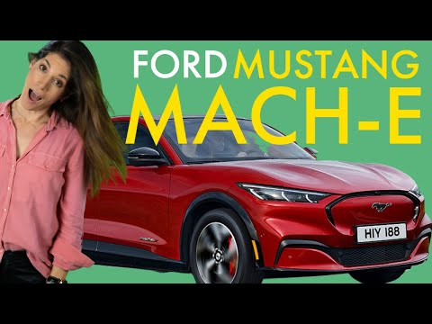 Wie viel Mustang steckt im Elektro-Hengst?