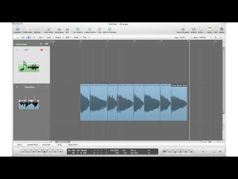 How To: Logic Pro 9 Tutorial #8 – Chopping Up Samples With Logic (option #1) and the EXS24 Sampler