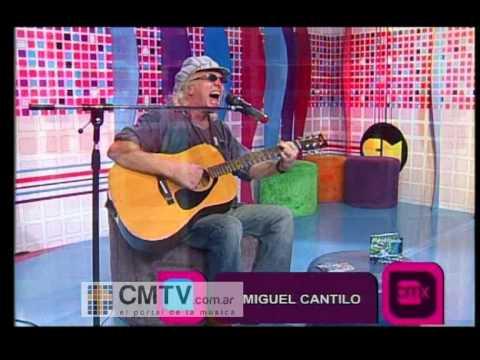 Miguel Cantilo video Polvo de estrellas - Acústico 2012