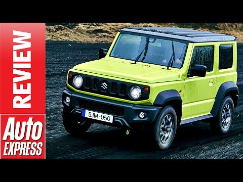 New Suzuki Jimny Review - 2018 Off-roader Is Tiny But Tough
