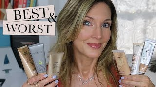 Testing BB Creams, CC Creams + Tinted Moisturizers |  Reviews + Wear Test