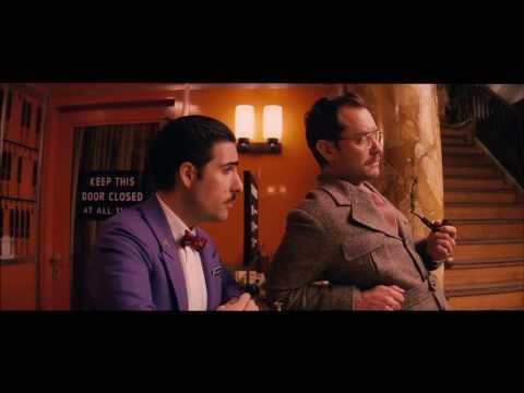 The Grand Budapest Hotel Clip 'Don't You Know?'