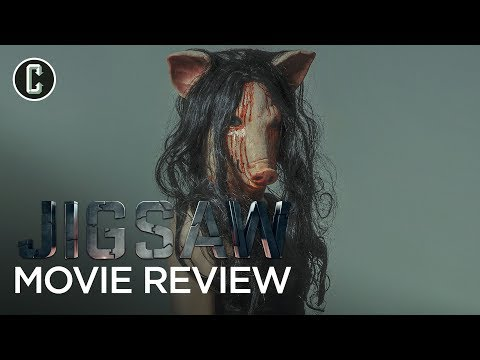 Jigsaw Review (No Spoilers)