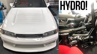 R32 Skyline Final Touches!