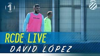"""🎙 David López: """"Tenim equip suficient per les dues competicions"""""""