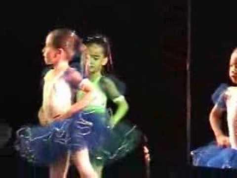 Las bailarinas del circo