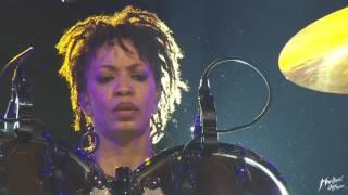 Santana - Corazon Espinado/Bass & Drums Solo Live At Montreux 2016