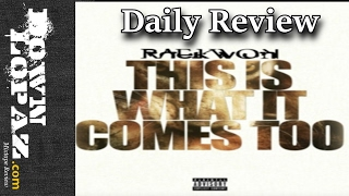 Raekwon - This is What It Comes Too | Review