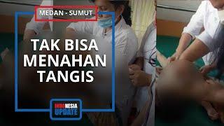 Bidan di Medan Selamatkan Anak 9 Bulan yang Hampir Tewas, Tak Bisa Tahan Tangis Lihat Kondisinya