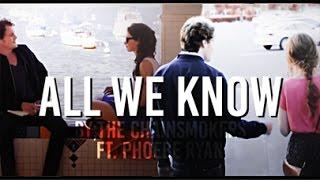 The Chainsmokers - All We Know || Traducido al Español [COVER Conor Maynard x Harper
